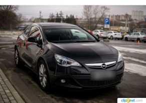 Тула Astra GTC 2012
