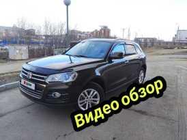 Иркутск Zotye T600 2017