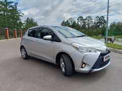 Улан-Удэ Toyota Vitz 2017