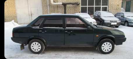 Саранск 21099 2001