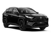 Липецк Toyota RAV4 2021