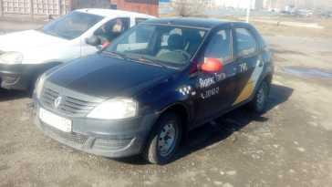 Красноярск Logan 2012