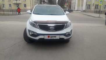Ангарск Kia Sportage 2011