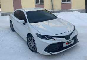 Усолье-Сибирское Toyota Camry 2018