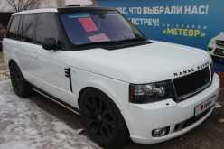 Воронеж Range Rover 2012