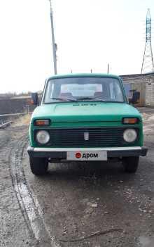 Волгоград 4x4 2121 Нива 1987