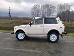 Первомайское 4x4 2121 Нива 1993