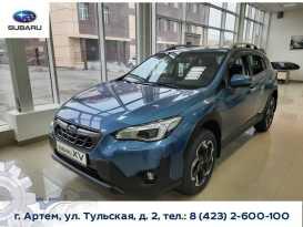 Владивосток Subaru XV 2021
