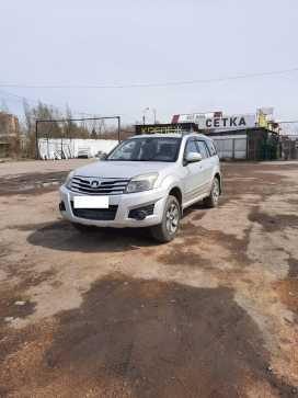 Омск Hover H3 2011