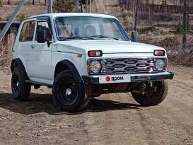 Иркутск 4x4 2121 Нива 2000
