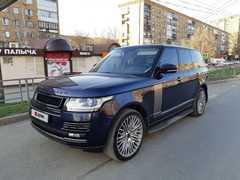 Самара Range Rover 2014
