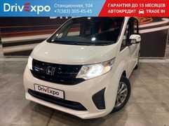 Новосибирск Honda Stepwgn 2017