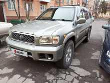 Новосибирск Terrano 1999