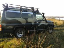 Саяногорск Land Cruiser 1988