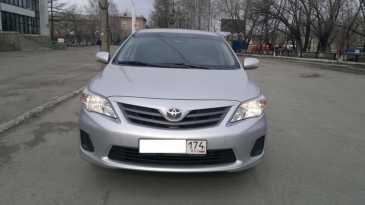 Челябинск Corolla 2011