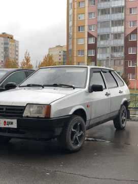 Томск 2109 2005
