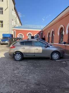 Иркутск Megane 2012