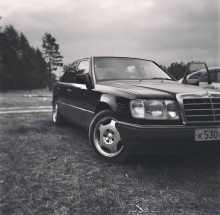 Тверь E-Class 1993