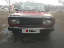 Красный Сулин 2107 1993