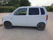 Варениковская Wagon R Solio 2002