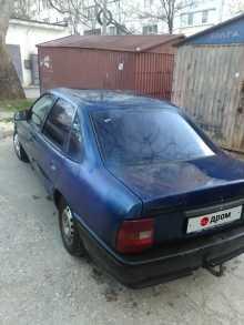 Севастополь Vectra 1992