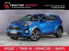 Новосибирск Kia Sportage 2018