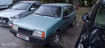 Казань 2109 1997