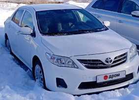 Тоцкое Второе Corolla 2013