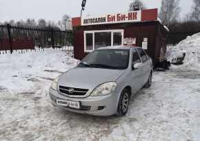 Нижнекамск Breez 2010