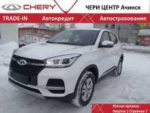 Ачинск Chery Tiggo 4 2021