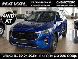 Новокузнецк Haval F7 2020