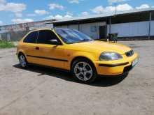 Курск Civic 1996