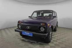 Борисоглебск 4x4 2121 Нива 2002