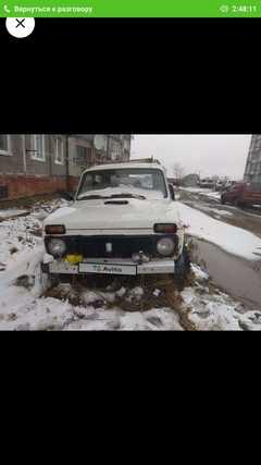 Петропавловск-Камчатский 4x4 2121 Нива 1985
