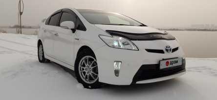 Иркутск Toyota Prius 2013