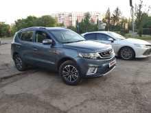 Шарыпово Emgrand X7 2019