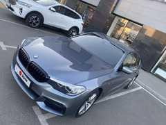 Иркутск BMW 5-Series 2017