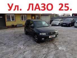 Свободный Mazda Demio 1999