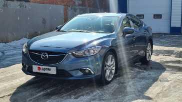 Ноябрьск Mazda6 2014