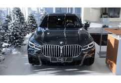 Москва BMW 7-Series 2021