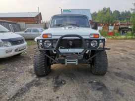 Саянск 4x4 2121 Нива 1996