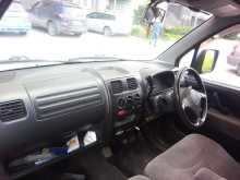 Новосибирск Wagon R Solio 2000