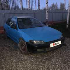 Череповец Civic 1992