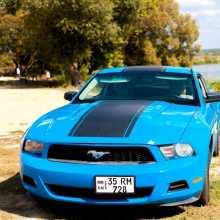 Тамбов Mustang 2009