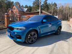 Томск BMW X6 2015