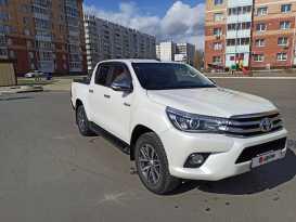 Иркутск Hilux Pick Up 2017