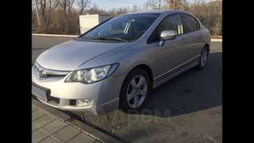 Кызыл Civic 2006
