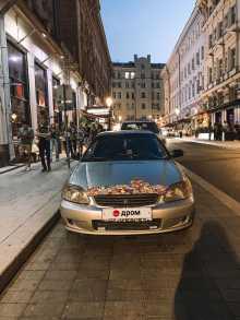Москва Civic 1999