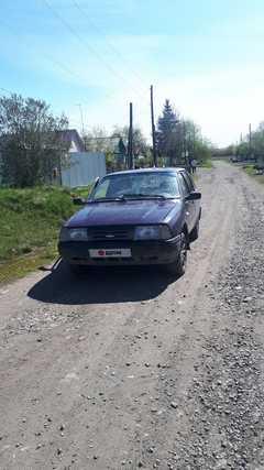 Челябинск 2126 Ода 2002