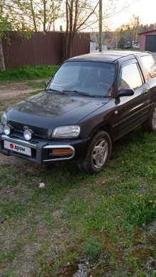 Новопетровское RAV4 1996
